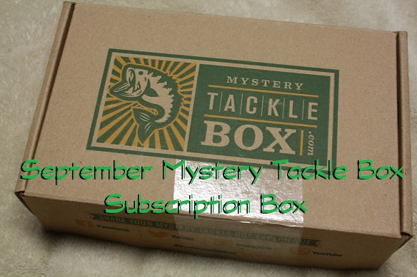 For the guys mystery tackle grab box review the odd kind for Monthly fishing box